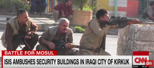 ISIS ambush in Kirkuk