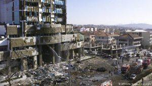 هێرش بۆ سهر نوێنهرایهتیهكانی بریتانیا له ئیستانبووڵ (۲۰ی نوامبری ۲۰۰۳) له ئهنجامی دانانهوهی بۆمب له كۆنسوولخانهی بریتانیا و ههروهها بانكێكی بریتانیایی له ئیستانبووڵ ٣٣ كهس كوژران و زیاتر له ٤٠٠ كهسیش بریندار بوون ، ٧٣ كهسی ئیسلامی وهك بهڕێوهبهرانی ئهو كردهوه تیرۆریستیه ناسران كه ٤٠ كهسیان دواتر دادگایی و محاكمه كران