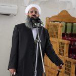 امام جمعه اهل سنت زاهدان به کمرنگ کردن نام بلوچستان واکنش نشان داد
