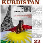 """""""Oui"""" à l'indépendance du Kurdistan"""