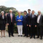 Der G7-Gipfel der Stolpersteine