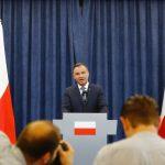 Polnischer Präsident legt Veto gegen Justizreform ein