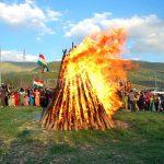 Gratulerer Newroz og kurdiske år 2717