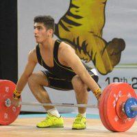 وزنه بردار مهابادی مقام سوم مسابقات جوانان جهان را کسب کرد