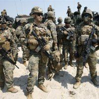 چتربازان آمریکایی در الرقة سوریه فرود آمدند