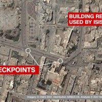 ماهوارها تصاویر نایابی از زندگی در رقه سوریه کسب نموده اند