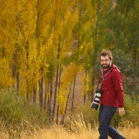 ابراهیم علیپور: بیش از حد شدن شبکە های ارتباطی بە هنر عکاسی لطمە زدە است