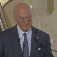 نماینده سازمان ملل: «اکتبر» ماهی تعیین کننده برای بحران سوریه خواهد بود