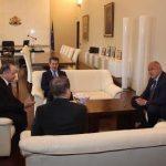 Президент Курдистана встретился с премьер-министром Болгарии