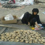 IRANIAN REGIME'S FORCES ATTACKING AND ARRESTING VENDORS IN AHWAZ