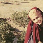 An Iranian activist arrested in Ahwaz university