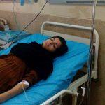 اعتراض دختری که با رتبه سه رقمی نتوانست وارد دانشگاه فرهنگیان شود/اعتصاب کرد و در بیمارستان بستری شد