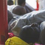 «حمله گارد ساحلی لیبی به قایق پناهجویان چند کشته بر جای گذاشت»