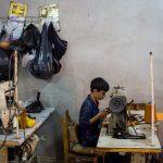 در کارگاههای ترکیه کودکان پناهجوی سوری رابه کارمیگیرند