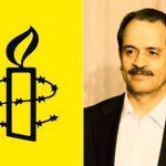 عفو بینالملل : برای آزادی محمدعلی طاهری نامه بنویسید