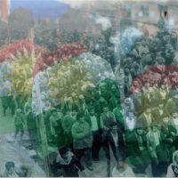الشعب الكوردي يناضل للحفاظ على هويته القومية و إخراج احتلال فارسي من أراضيها.