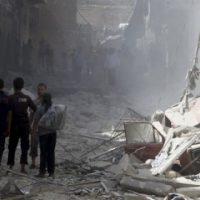 ضحايا في قصف للمعارضة على محيط حي الشيخ مقصود الكوردي بحلب