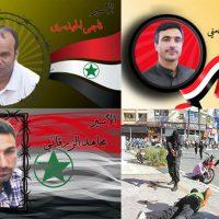مخابرات الاحتلال تعتقل ناشطين أحوازيين