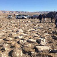 اكتشاف اثر سد مائي تأريخي عظيم في اقليم كوردستان