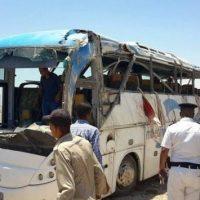 26 قتيلا و20 مصابا في هجوم على سيارات تقل أقباطا جنوب مصر