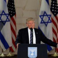 ترمب في إسرائيل: لن نسمح لإيران بامتلاك صواريخ نووية